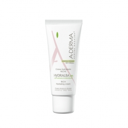 A-Derma Hydralba Rich Moisturizing Cream-40ml