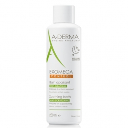 A-Derma Exomega Control Soothing Bath-250ml