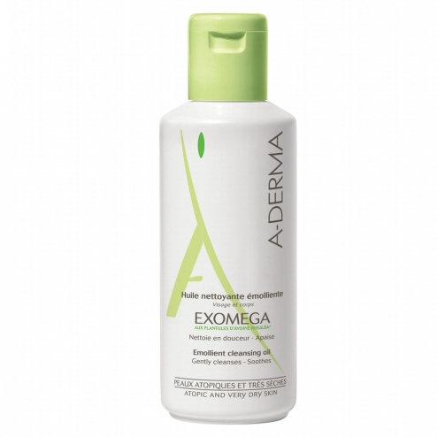 A-Derma Exomega Cleansing Oil - 500ml