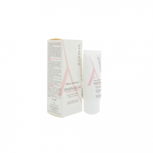 A-Derma Sensiphase AR Soothing Anti-Redness Mask-50ml