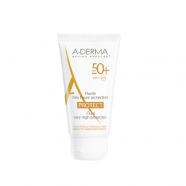 A-Derma Protect Fluid SPF50-40ml