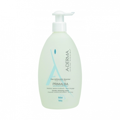 A-Derma Primalba Gentle Cleansing Water-500ml