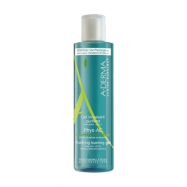 A-Derma Phys-AC Purifying Foaming Gel-400ml