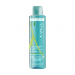 A-Derma Phys-AC Micellar Purifying Water-200ml