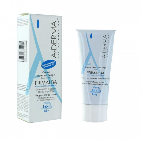 A-Derma Primalba Change Cream-100ml