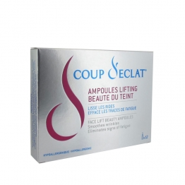 Coup d'Eclat Botanical Instant Lifting Ampoules-12 x 1ml