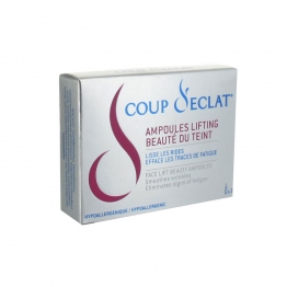 Coup d'Eclat Botanical Instant Lifting Ampoules-3 x 1ml