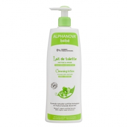 Alphanova Baby Cleansing Lotion-500ml