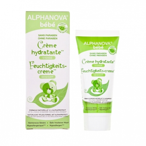 Alphanova Baby Moisturizing Cream-40ml