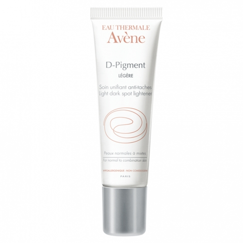 Avene D-Pigment Anti-Brown Spots Light - Normal to Combination Skins-30ml