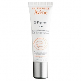 Avene D-Pigment Anti-Brown Spots Rich - Dry to Very Dry Skins-30ml