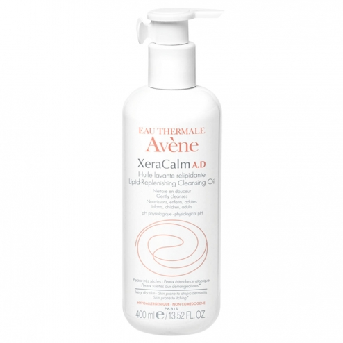 Avene XeraCalm AD Lipid-Replenishing Cleansing Oil 400ml
