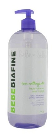 Bebe Biafine No Rinse Cleansing Water - 1 Litre