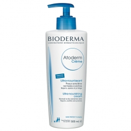 Bioderma Atoderm Cream with Fragrance-500ml
