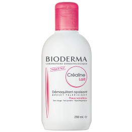 Bioderma Crealine Makeup Remover Lotion (Lait)-250ml