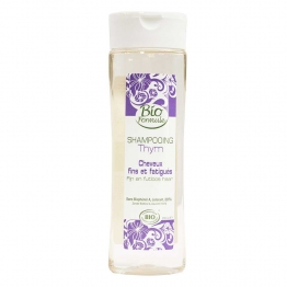 Bio Formule Shampoo - Thin and Tired Hair with Thym-200ml