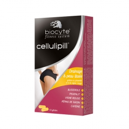 Biocyte Cellupill Cellulite and Water Retention- 60 Gel Capsules