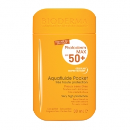 Bioderma Photoderm Aqua Fluid Pocket Dry Touch SPF 50-30ml