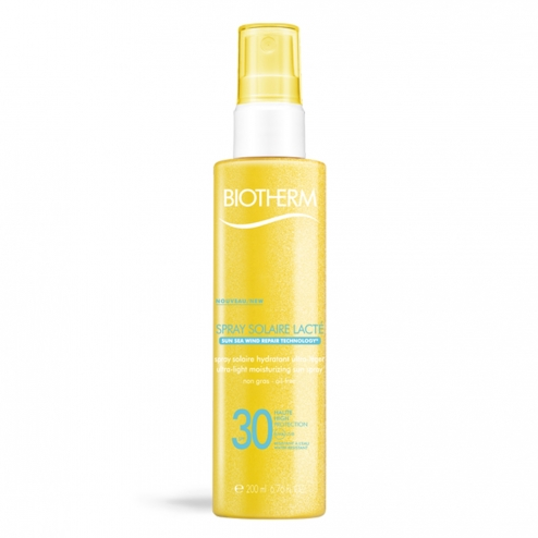 Biotherm Sun  Protection Milky Spray SPF30-200ml