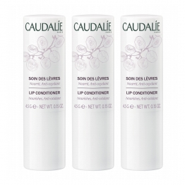 Caudalie Lip Conditioner-3 x 4grams