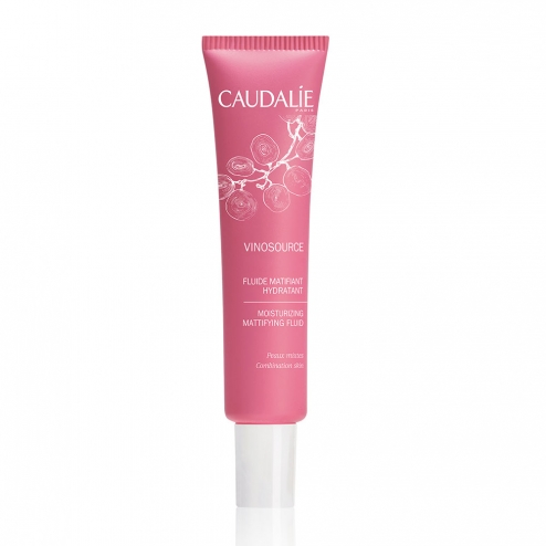 Caudalie Vinosource Moisturizing Matifying Fluid-40ml