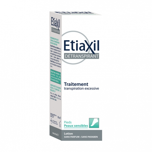 Etiaxil Foot Deodorant Lotion-Sensitive Skins-100ml