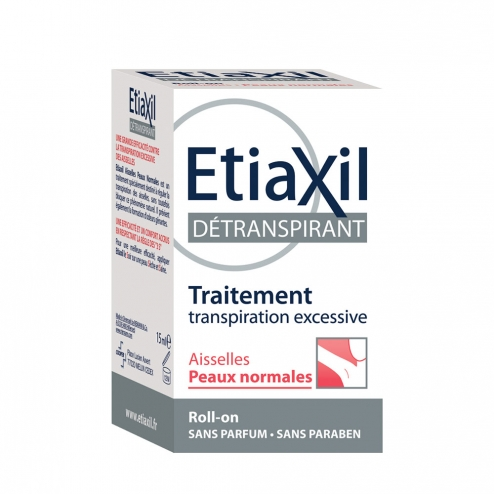 Etiaxil Perspiration Treatment Normal Skins-15ml