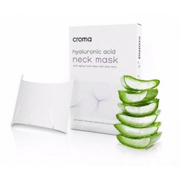 Croma Hyaluronic Acid Mask-Throat