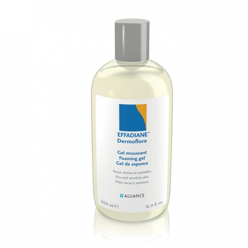 Effadiane Dermoflore Foaming Gel-500ml