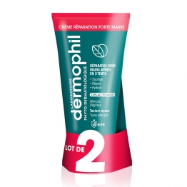 Dermophil Indien Strong Hand Repair Cream-2 x 75ml