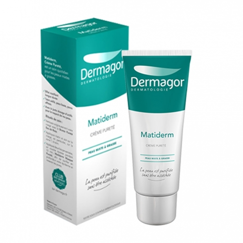 Dermagor Matiderm Purete Cream 40ml