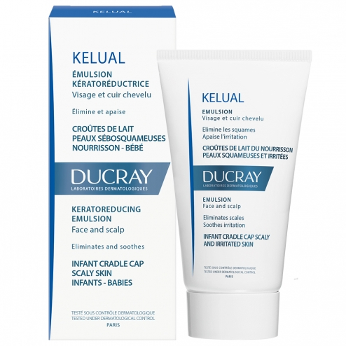 Ducray Kelual Emulsion-50ml