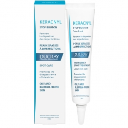 Ducray Keracnyl Emergency Spot treatment-10ml