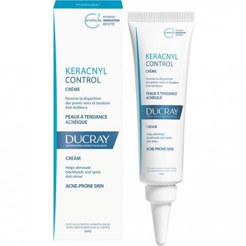 Ducray Keracnyl Control Cream-30ml