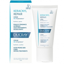 Ducray Keracnyl Repair Cream-50ml