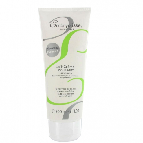 Embryolisse Foaming Cream Lotion-200ml
