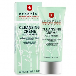Erborian Cleansing Cream with 7 Herbs-50ml