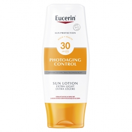 Eucerin Sun Photoaging Control Extra Light Lotion SPF30-150ml