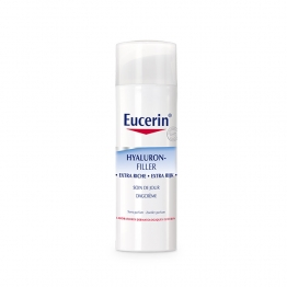 Eucerin Hyaluron Filler Extra Rich Day Cream-Dry Skins-50ml
