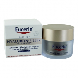 Eucerin Hyaluron Filler +Elasticity Night Care-50ml