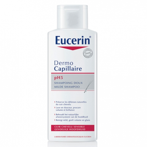 Eucerin Dermo Capillaire PH5 - Gentle Shampoo-250ml