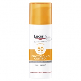 Eucerin Sun Photoaging Control Fluid SPF50-50ml