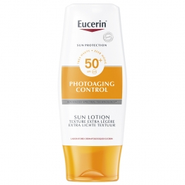 Eucerin Sun Photoaging Control Extra Light Lotion SPF50-150ml