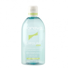 Noreva Exfoliac Purifying No Rinse Cleaner-500ml