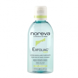 Noreva Exfoliac Purifying No Rinse Cleaner-250ml