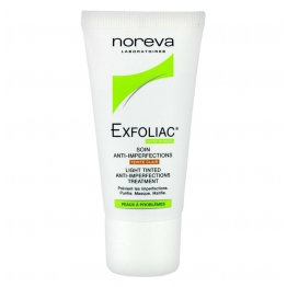 Noreva Exfoliac Tinted Anti-Imperfection Care -Clair -30ml
