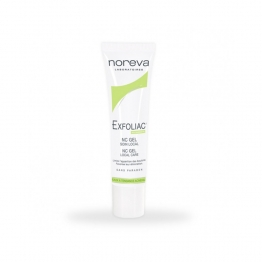 Noreva Exfoliac NC Local Gel Care -30ml
