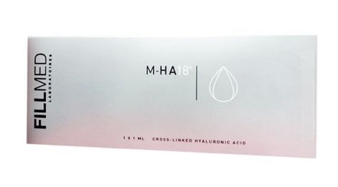 Filorga M HA-18 Micro Tightening and Hydration   - Hyaluronic Acid + Glycerol Injection- 2 x 1ml