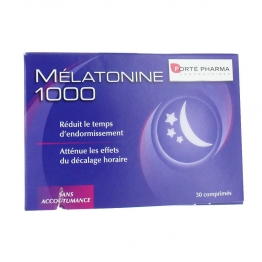 Forte Pharma  Melatonine-30 Tablets