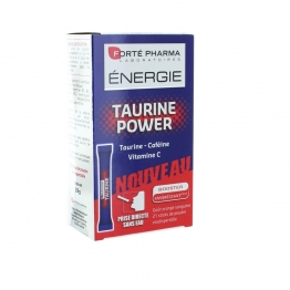 Forte Pharma Energie Taurine Power-21 Sticks